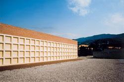 Il cimitero di sansepolcro oltre magazine articolo for Materico significato